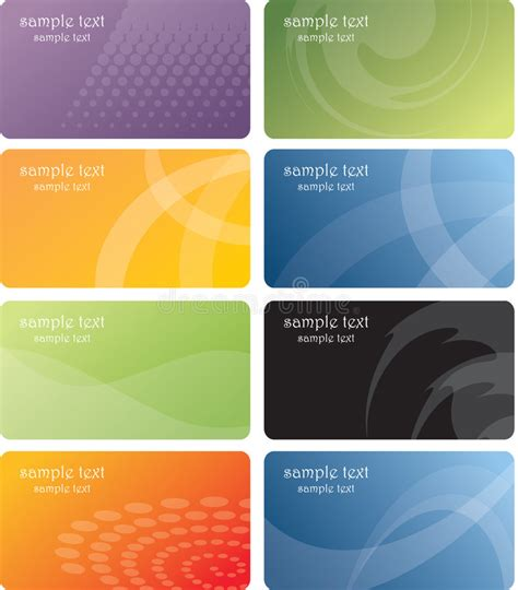 royalty free word business card templates business cards template design royalty free stock images