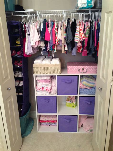 Closet For Baby by Baby S Closet Organization Baby E