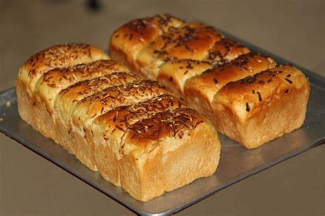 membuat roti tawar dengan oven tangkring resep roti bread talk