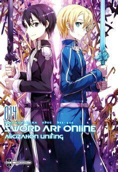 7 Must Read Lit Novels by Anime Light Novels Sword Volume 10 Light Novel