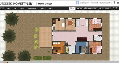 house styler design your home with autodesk homestyler