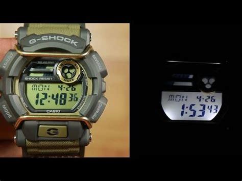 Casio G Shock Ga 400 Autolight g shock autolight setting doovi