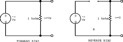 bias protection diode diode protection
