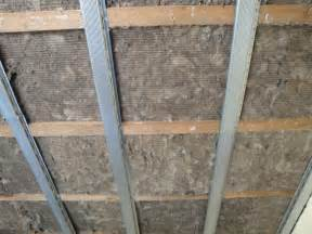 soundproofing ceilings acoustic ceiling insulation