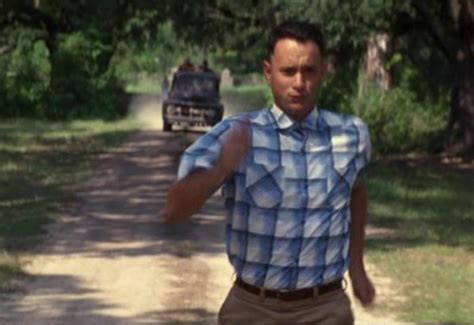 Forrest Gump Rain Meme - these facts about forrest gump might surprise you