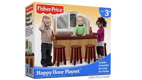 fisher price for fisher price assures parents no that happy hour playset