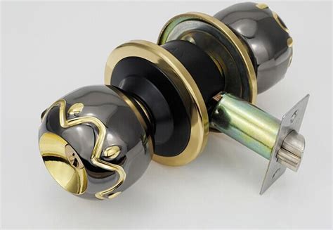 home designer pro hardware lock brass luxury royal design professional door knobs round