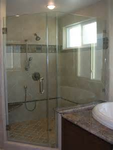 Master Baths With Walk In Showers Walk In Shower And Jetted Tub In Master Bath San Jose Ca
