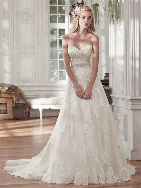 Maggie Wedding Gowns by Maggie Sottero Wedding Dress Kamiya