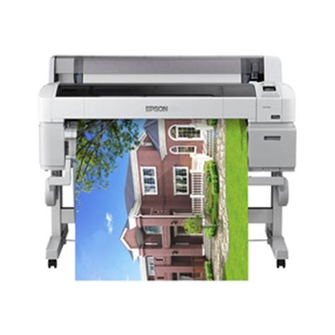 Printer A0 Epson epson surecolor t5200 36 quot wide format technical cad printer starleaton des australia s