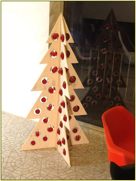 furniture design plywood christmas tree