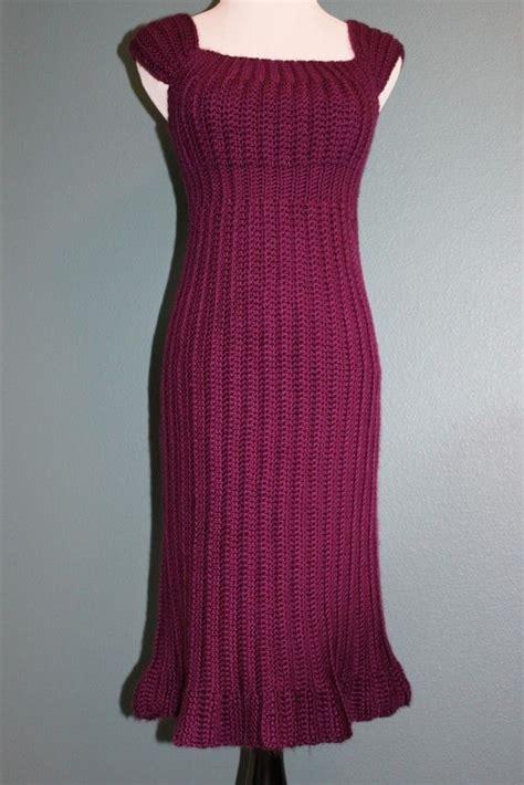 clothes pattern sale womens sweater dress crochet baby doll dress magenta