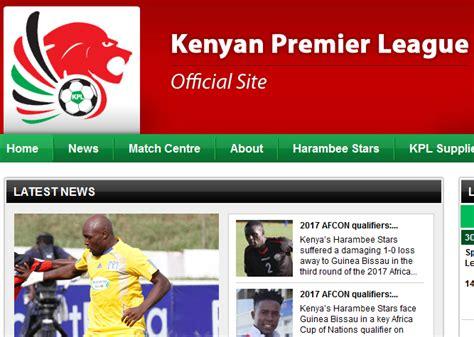 epl fixtures kenyan time kenyan premier league live scores results soccer kenya