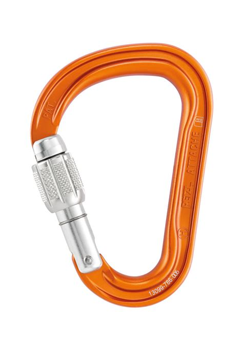 Karabiner Carabiner Lock Gantungan attache carabiners and quickdraws petzl usa
