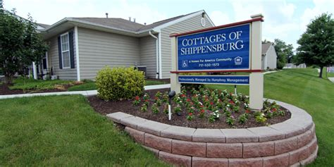 senior apartment community in shippensburg pa cottages