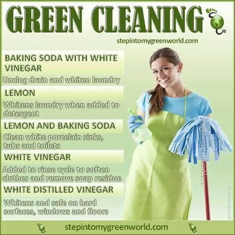 7 Tips On Going Green And Staying Green by Green Cleaning Helpful Tips Diy
