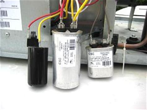 rv ac boost capacitor will a supco spp6 start capacitor help me pics of my ac electronics jayco rv owners forum