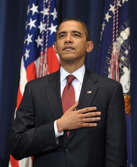 the president barack obama in president obama dedicates abraham lincoln hall at national defense university