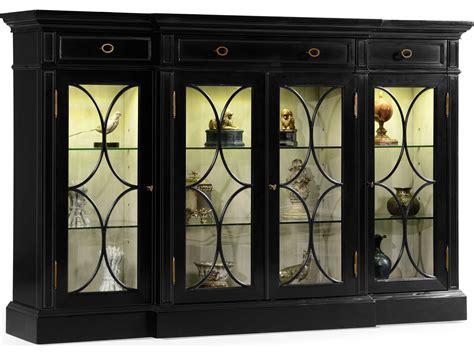 black china cabinet jonathan charles kensington painted formal black china cabinet 495144
