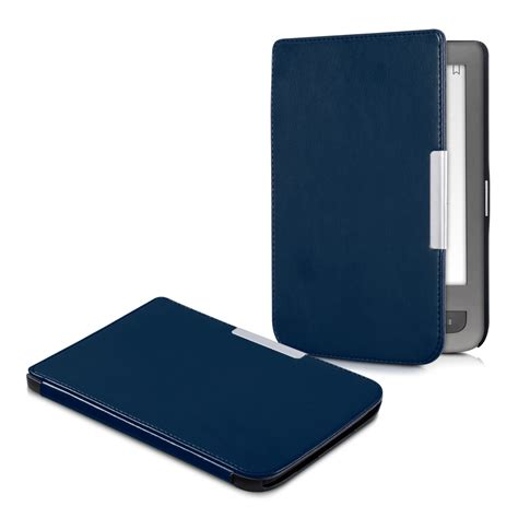 Flip Cover 3 kwmobile flip cover for pocketbook touch 3 touch 2