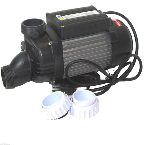 bathtub pump whirlpool bath tub spa pump 2hp 1500w 110v bathtub 7020gph