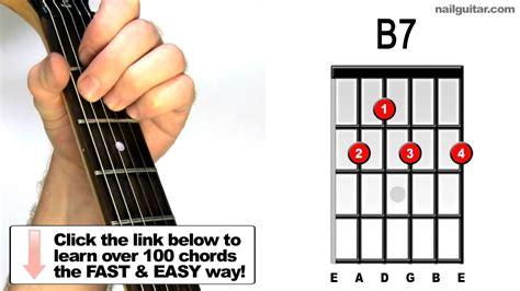 B7 Guitar
