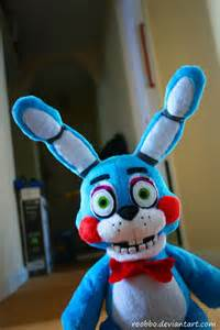 Five nights at freddy s toy bonnie by roobbo on deviantart