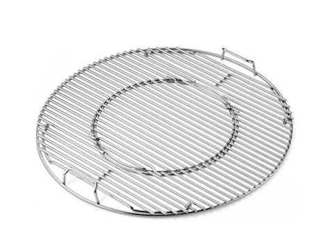 Grille Inox Pour Barbecue by Grille Pour Barbecue Weber Gbs En Inox 216 57 Cm Pas Cher