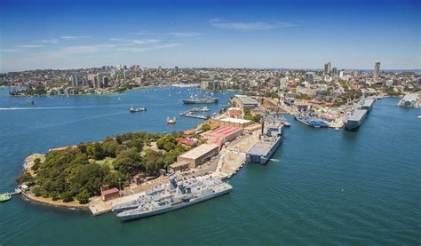 Garden Island Sydney S Garden Island Naval Base Is Getting A 213