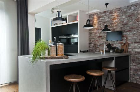 woonkamer keuken vloertegels woonkamer tg wonen woonmagazine