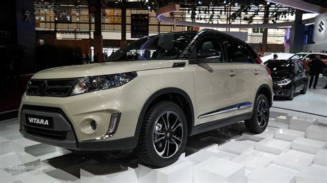 The New Suzuki New Suzuki Vitara Unveiled At Auto Show Pakwheels