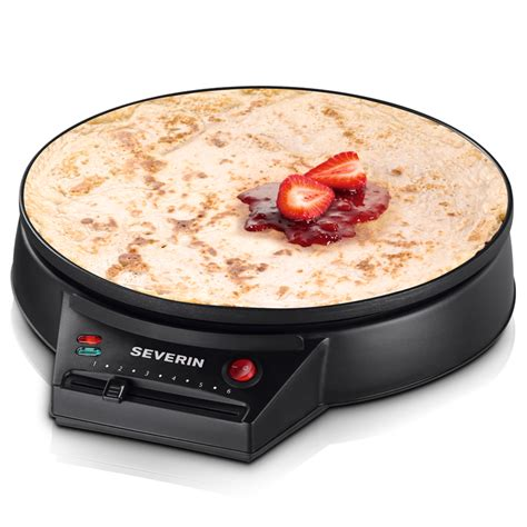Bistro Crepe Maker cr 234 pi 232 re severin