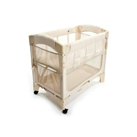 arm s reach ideal arc original co sleeper bedside bassinet in the uae see prices