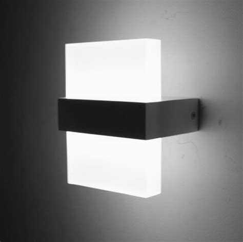 modern 6w led wall light bedroom bedside l luminaria