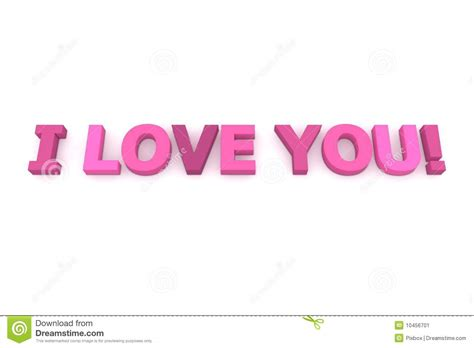 1428mb Pink Inlove i you in pink and purple stock image image 10456701