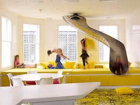 Home Interiors Kids Colorful Playroom Design Interior Design Architecture