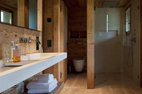 bagno in legno bagno in legno canuto costruzioni