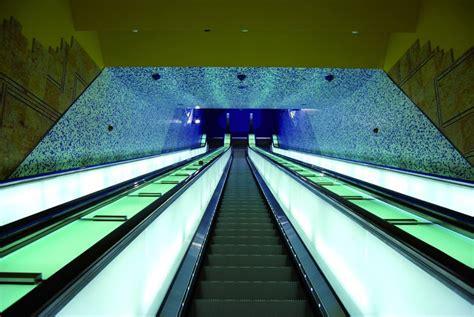 interior design toledo toledo metro station napoli naples 2012 oscar