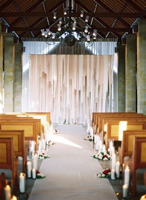 wedding backdrop sheets ceremony backdrop someday morning