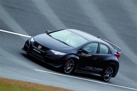 Car Types Starting With R by Honda Reveals New Civic Type R With Vtec Turbo Engine