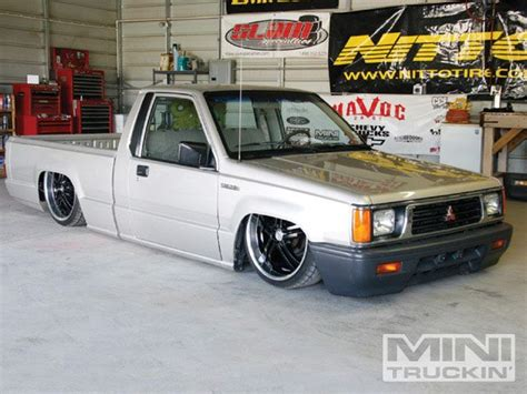 mitsubishi mighty max mini truck 1992 mitsubishi mighty max daily custom truck mini