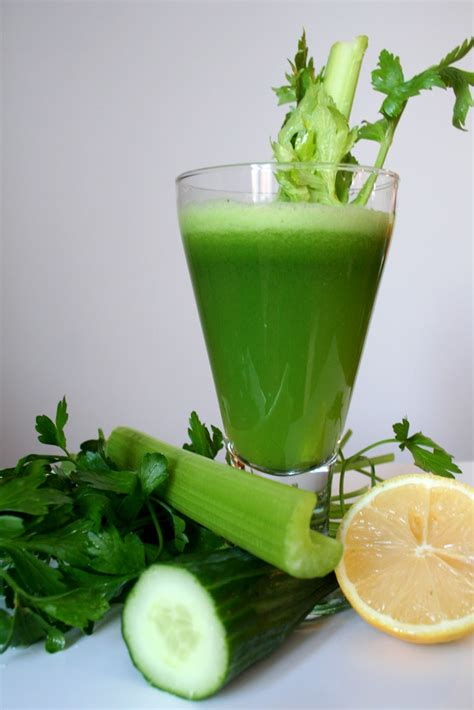 Parsley Detox Kidneys by The Healthy Happy Kidney Cleanse Juicer Recipe