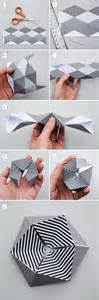 Paper Folding Toys - kaleidocycle aka folding paper minieco