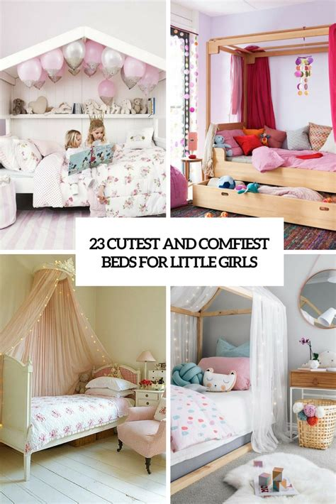 little girl beds 23 cutest and comfiest beds for little girls shelterness