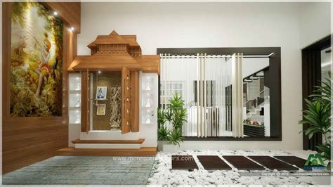 Wooden Partition Wall mrs shajila jayshanker by m s monnaie interior designers
