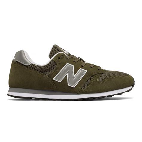 New Balance 373 Olive Green mens new balance 373 olive new balance at millars shoe store