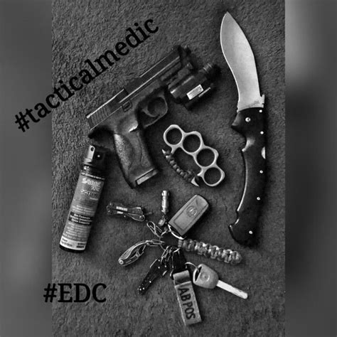 Edc Army by Tactical Medic Edc Operator Tactical Emt Knives