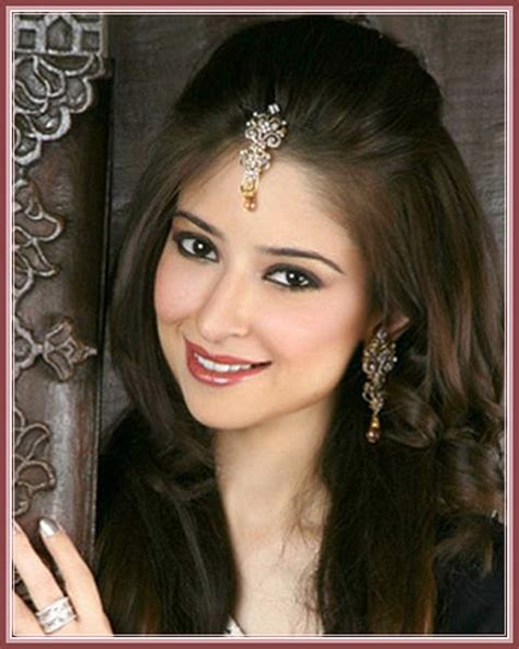 Simple Indian Bridal Hairstyles For Shoulder Length Hair by Indian Wedding Hairstyles For Medium Length Hair To Adorn