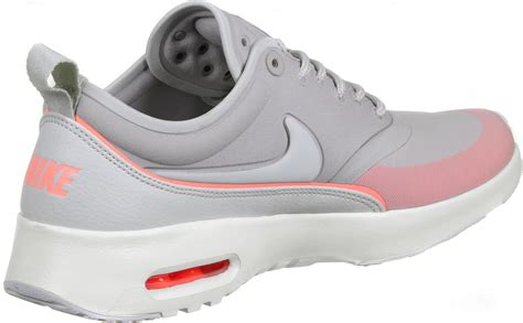 nike air max thea ultra  schuhe grau pink im weare shop