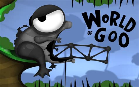 Goo by World Of Goo Offers Up Hours Of Viscous Puzzling Fun